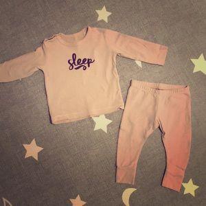 Imps & elfs Baby Girl Set